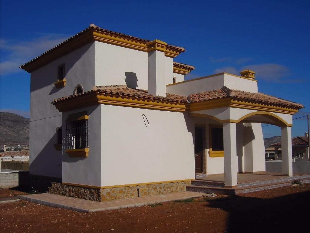 4 bed Villa in Hondón de las Nieves...