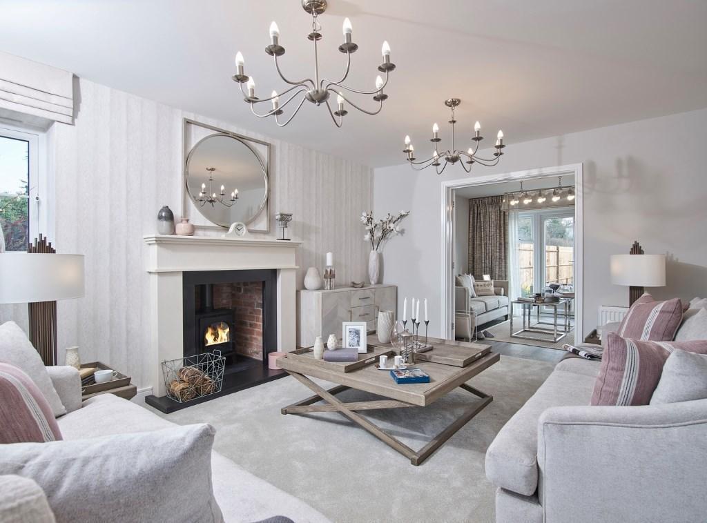Bloomsbury Gardens,Lounge