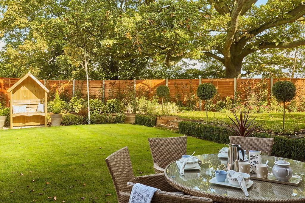 Bloomsbury Gardens,Garden