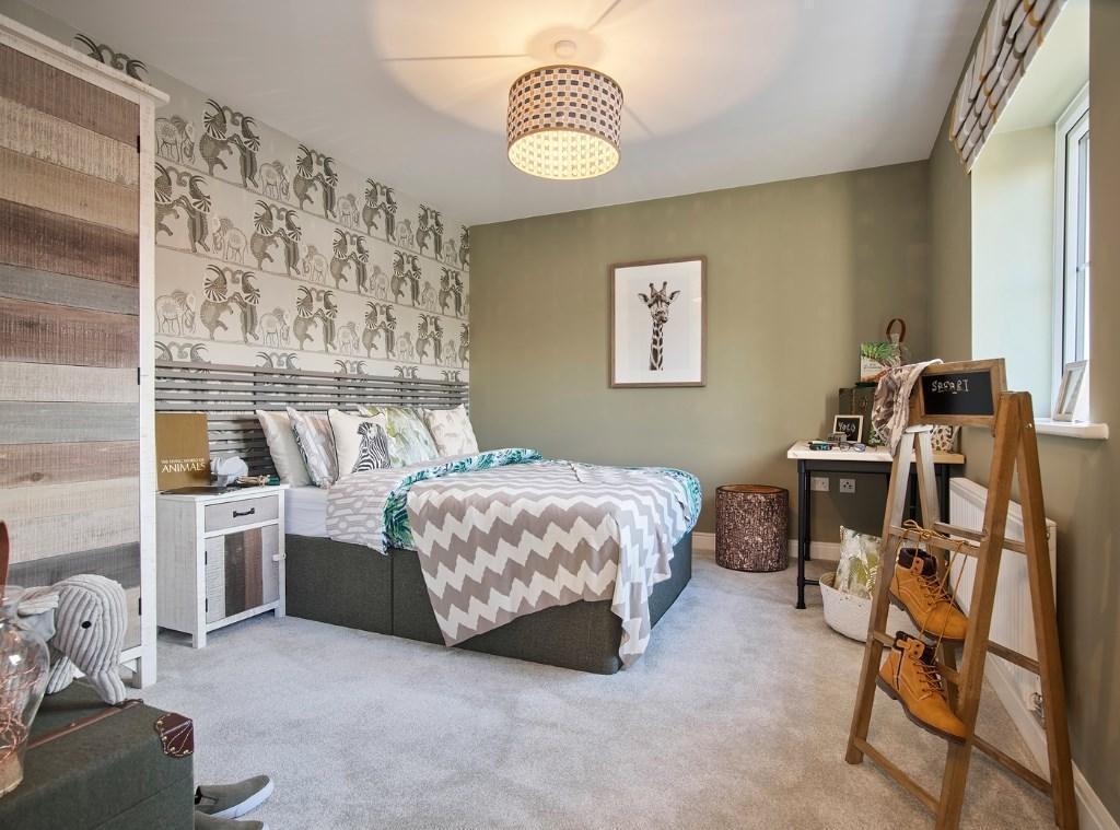 Bloomsbury Gardens,Secondary Bedroom