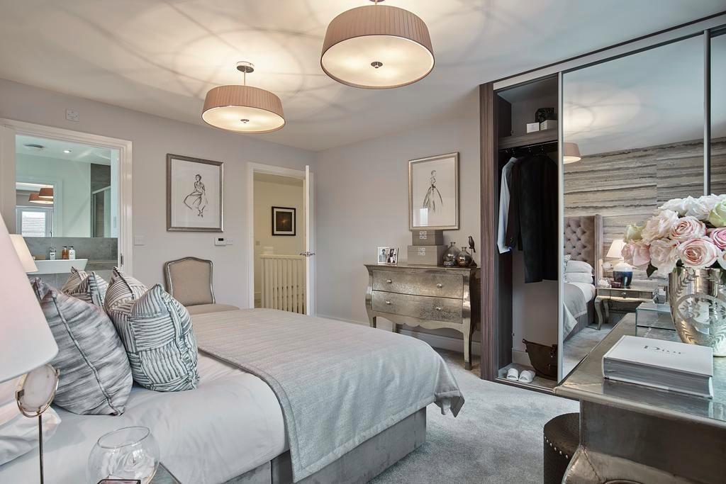 Bloomsbury Gardens,Master Bedroom
