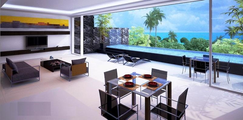 Apartment in Layan, Phuket