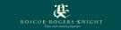 Roscoe Rogers & Knight, Monmouth branch logo