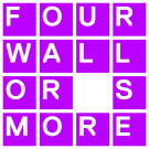 Four Walls Or More, Scarborough branch logo