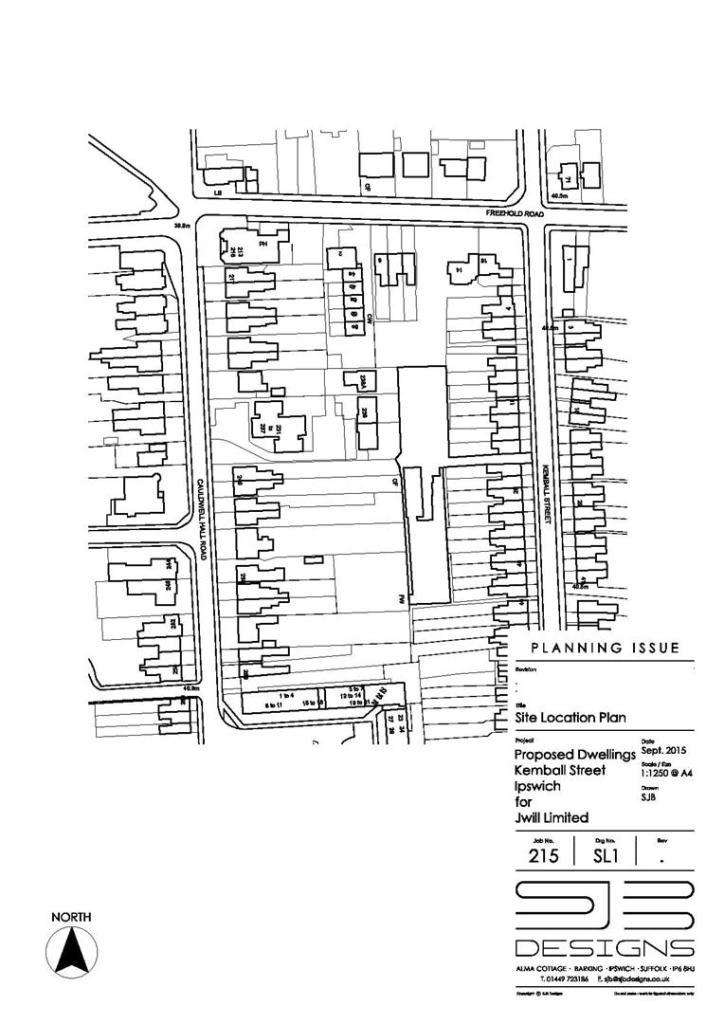 215-SL1 Site Locatio
