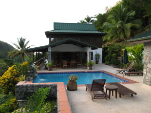 Villa for sale in Anse-la-Raye