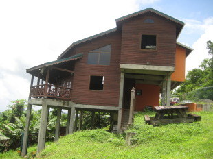 3 bedroom Detached home in Castries