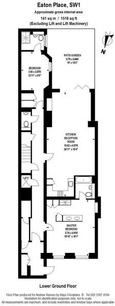 LGFF 58 Eaton Place