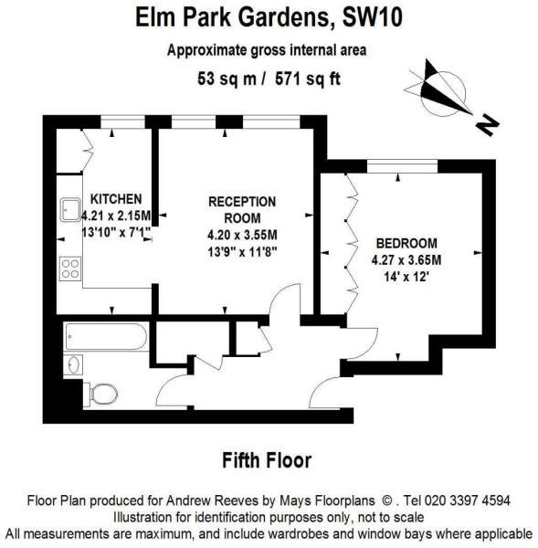Elm Park Gardens 93F16