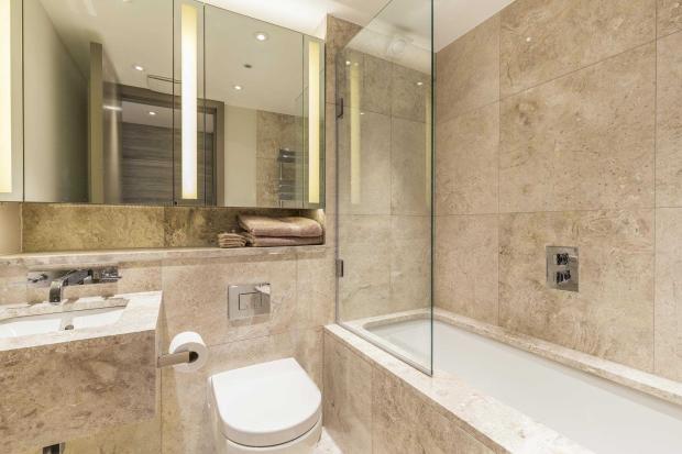 Ebury Street  bath