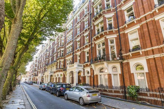 Morpeth Mansions  - ext