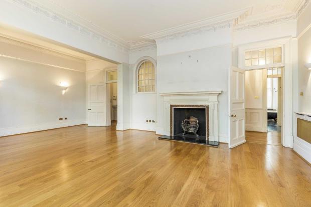 Morpeth Mansions  - reception