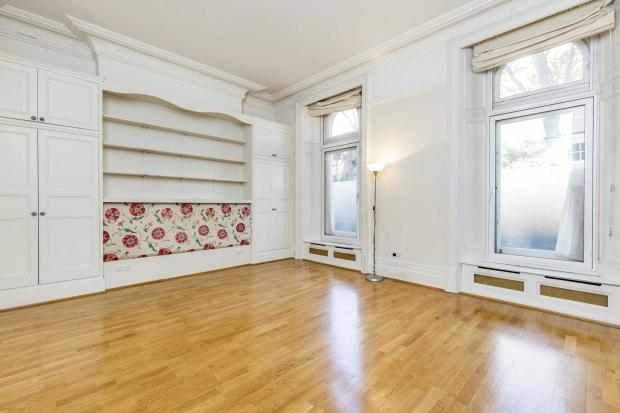 Morpeth Mansions - master bedroom