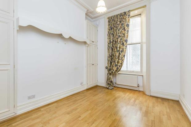 Morpeth Mansions  - bedroom 2