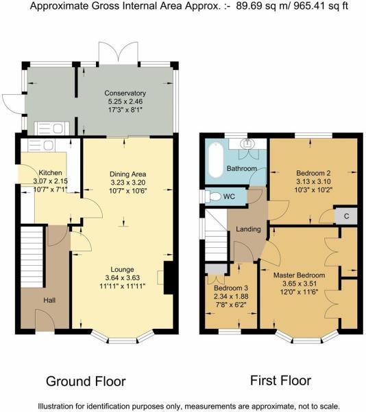 19 Conway Road floor