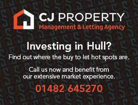 Get brand editions for CJ Property, Hessle