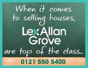 Get brand editions for Lex Allan Grove, Halesowen