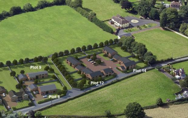 Aerial View (CGI)