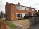 2 bedroom semi detached home in Retford