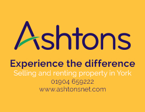 Get brand editions for Ashtons Letting & Management, York City - Lettings