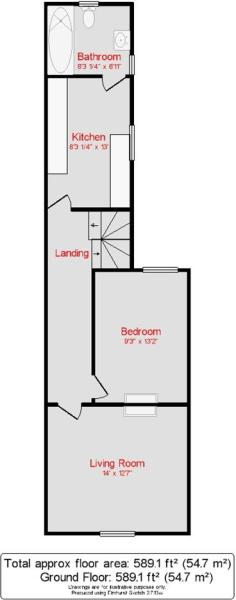 Floor plan 163aFawce