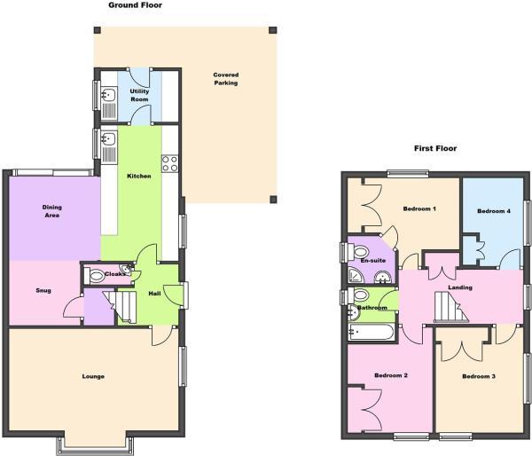 House Type A Oswestr