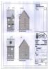 three bedhouse eleva