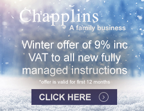 Get brand editions for Chapplins Estate Agents, Fareham