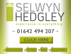 Get brand editions for Selwyn Hedgley, Redcar