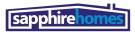 Sapphire Homes, Wigan logo