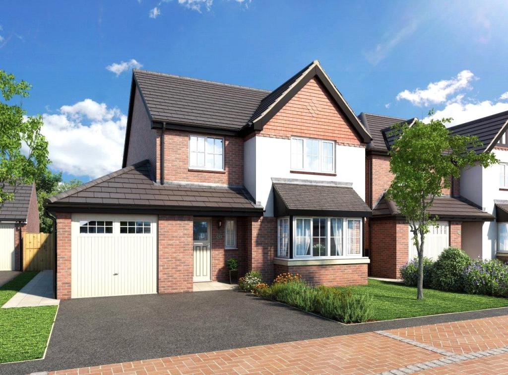 4 bedroom detached house for sale in bowland gardens