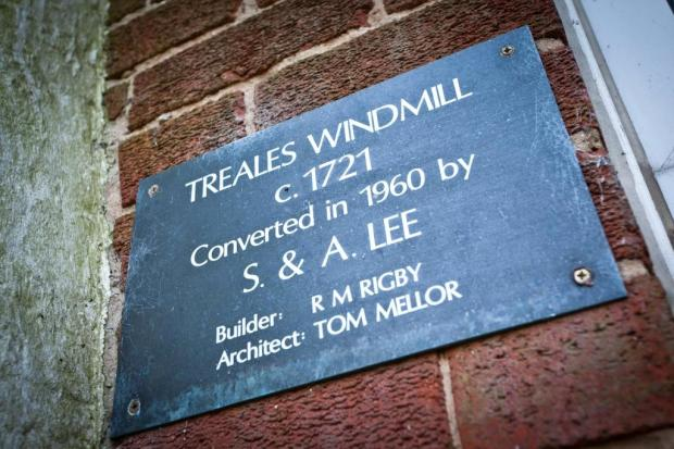 Treales Windmill