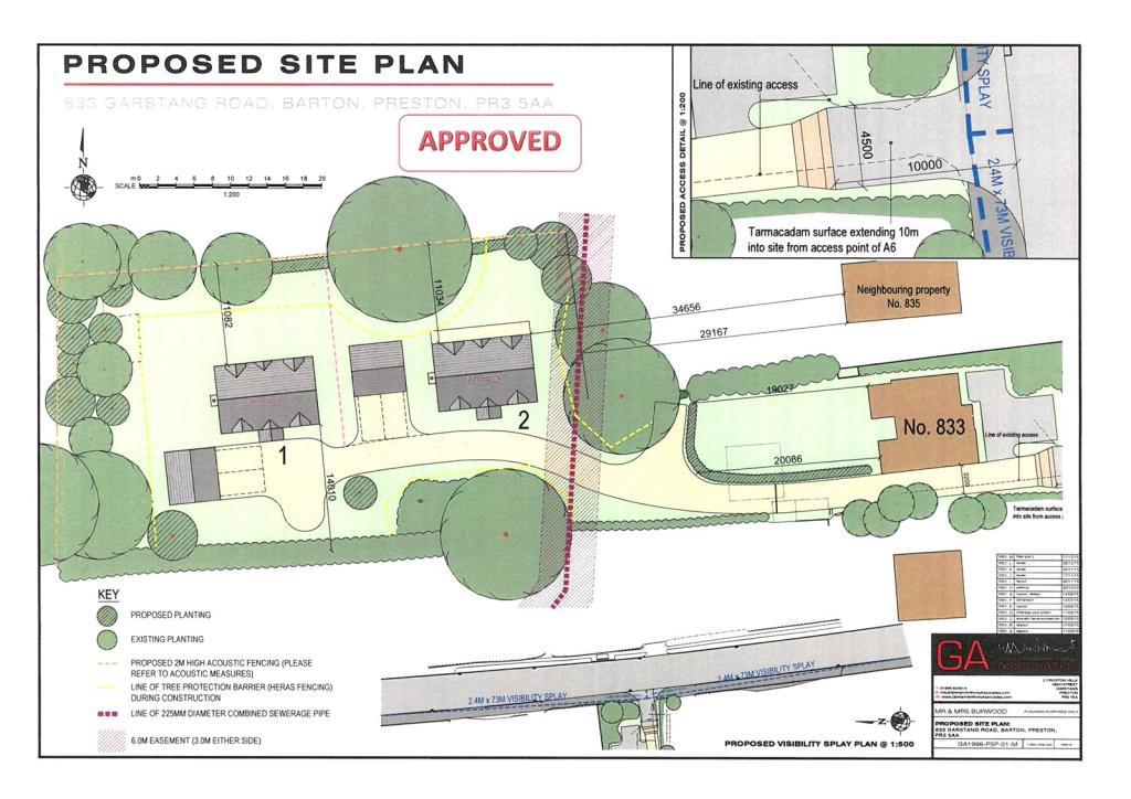 Proposed Site Plan B
