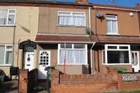 Terraced home for sale in Neville Street...