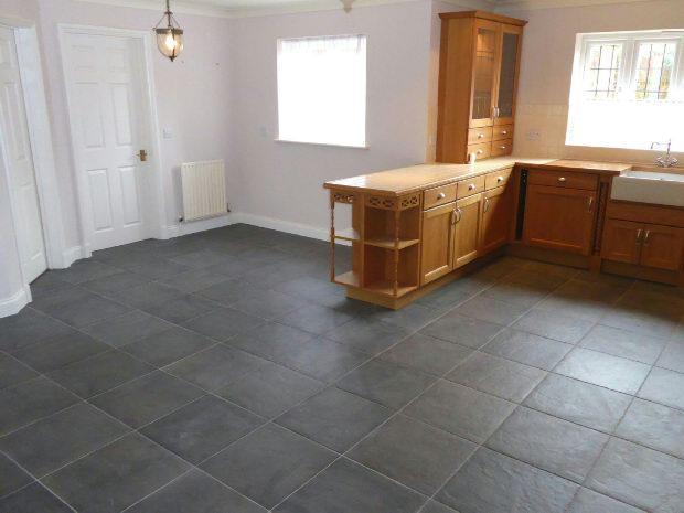 Kitchen/family room.