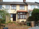 Terraced house in Mallock Road, Torquay...