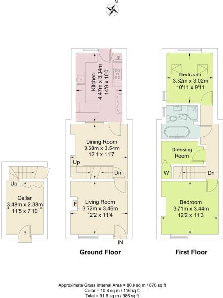floorplan 21 Great W
