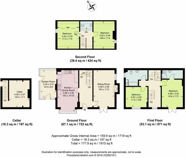 floor plan 2 Wellesb