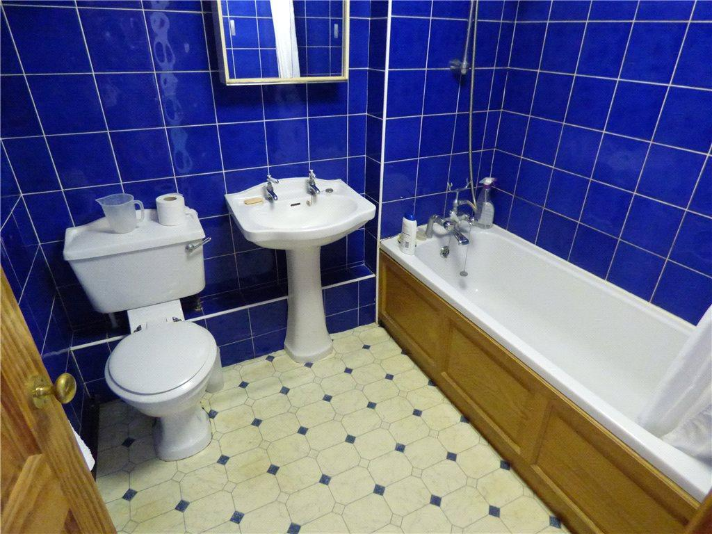 Basement Bath/W.C.