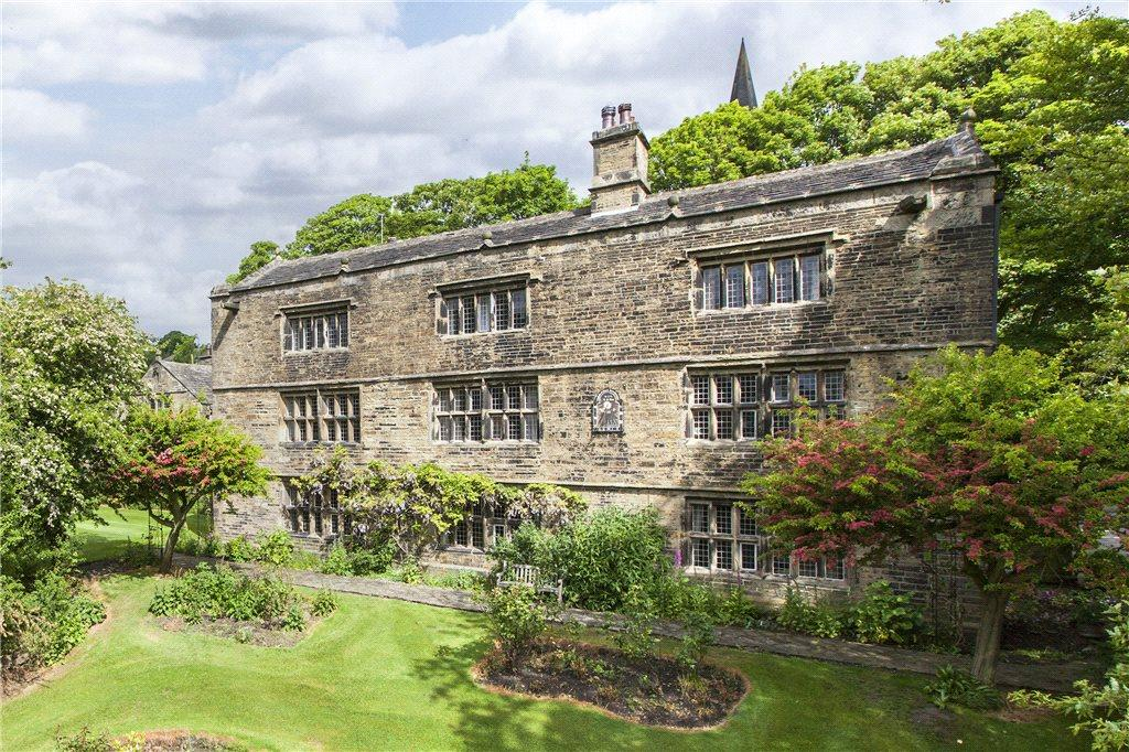 Farm House Property For Sale In Bradford West Yorkshire
