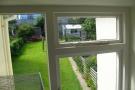 view rear garden