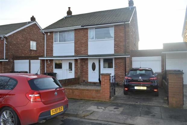 ... semi-detached house for sale in Embleton Crescent, North Shields, NE29