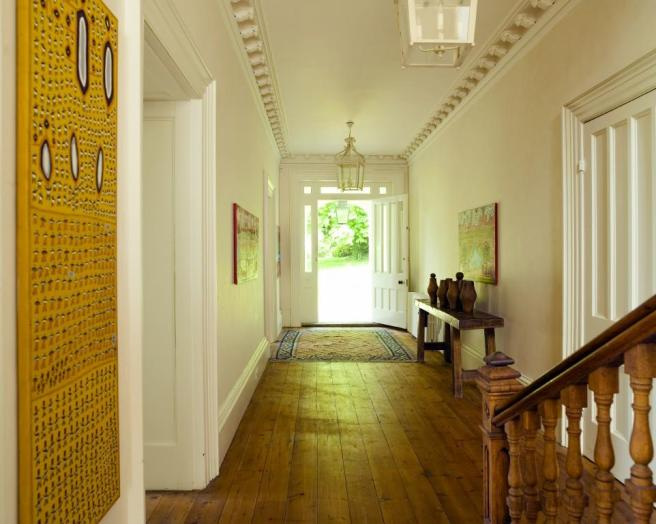 Click to see a larger image Hallway colour scheme ideas