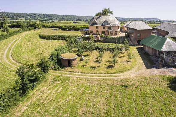 cob house devon england grand designs – home photo style