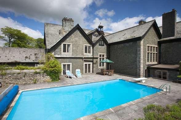 8 Bedroom House For Sale In Lamerton Tavistock Devon Pl19