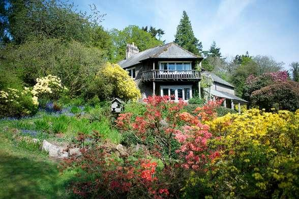5 bedroom house for sale in chagford dartmoor national