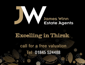 Get brand editions for James Winn Estate Agents, Thirsk