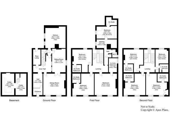 @35 Kirkgate House H