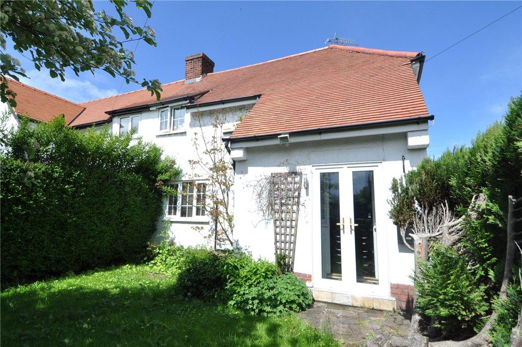 3 Bedroom Semi Detached House For Sale In Sandy Lane Heswall Wirral Ch60