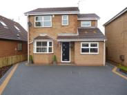3 bed Detached house in Rosedale Way Forest Town